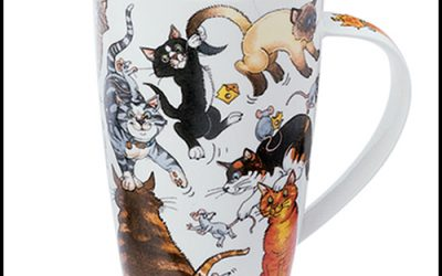 Dunoon Cat Galore Cup Large