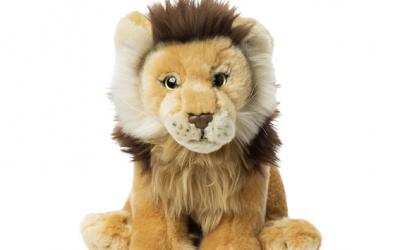 WWF Lion 23cm